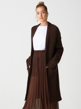 Brown - Knitwear