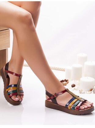 Multi - Sandal - Ayakkabı Frekansı