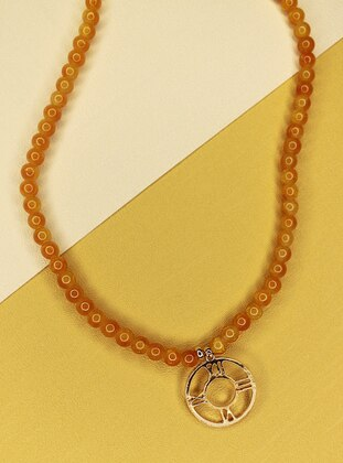Orange - Necklace