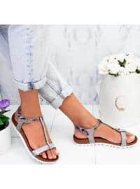 Silver - Sandal