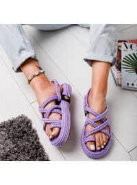 Lilac - Sandal