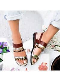 Brown - Sandal