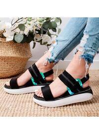 Black - Sandal