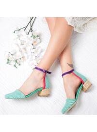 Green - Sandal