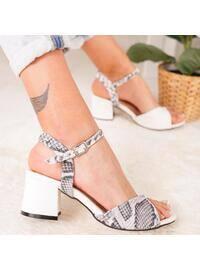 White - Sandal