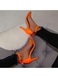 Orange - Heels
