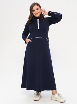 Navy Blue - Navy Blue - Navy Blue - Navy Blue - Navy Blue - Dress