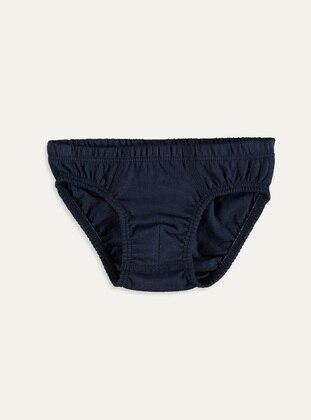 Navy Blue - Kids Underwear - LC WAIKIKI