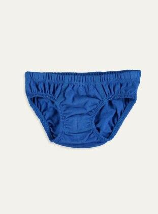 Blue - Kids Underwear - LC WAIKIKI