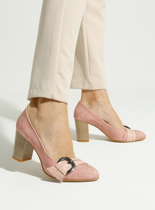 Powder - Casual - Sandal - High Heel - Heels
