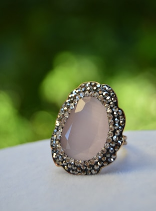 Pink - Ring - Stoneage