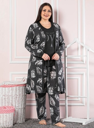 Anthracite -  - Morning Robe