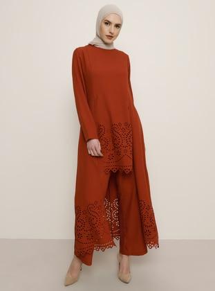 Terra Cotta - Terra Cotta - Unlined - Suit