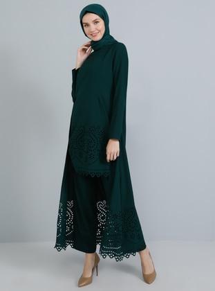Emerald - Emerald - Unlined - Suit