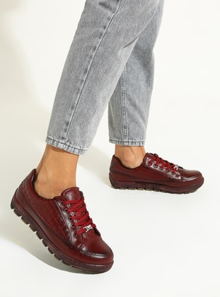Maroon - Sport - Sports Shoes