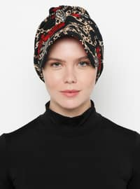 Multi - Printed - Instant Scarf