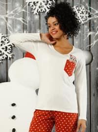 White - Pyjama