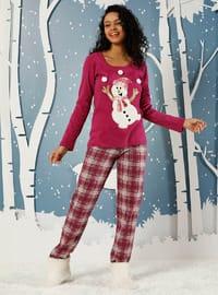 Maroon - Pyjama