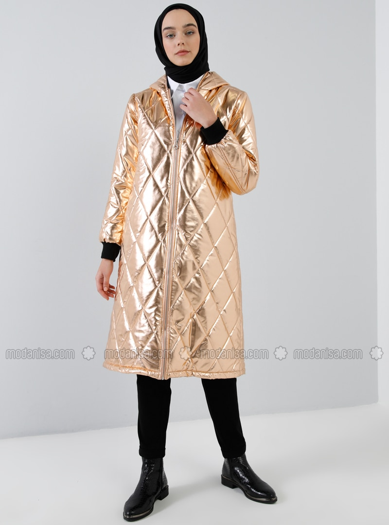 Copper - Unlined - Coat