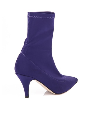 Purple - Boot - Boots