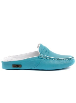 Turquoise - Shoes