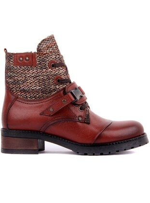 Terra Cotta - Boots