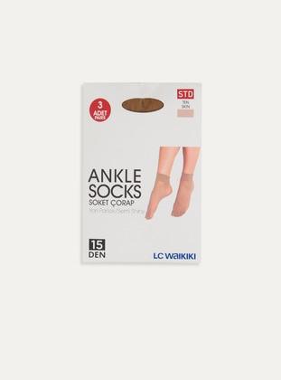 Beige - Socks