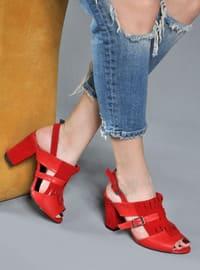 Red - Heels