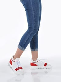Red - Sports Shoes