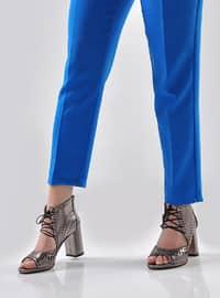 Silver - Heels
