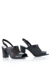 Black - Heels