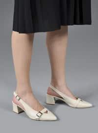 Cream - Heels