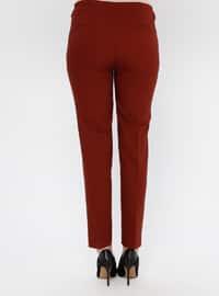Terra Cotta - Nylon -  - Pants
