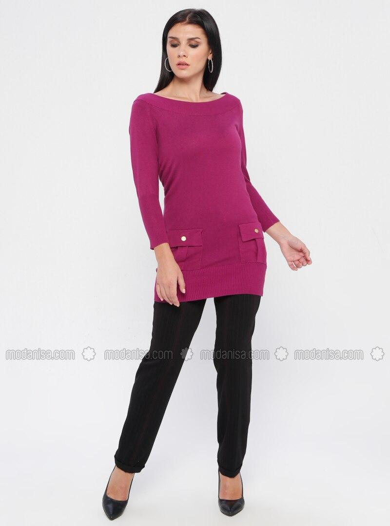 Multi - Pink - Stripe - Pants