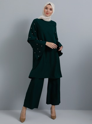 Emerald - Unlined - Suit
