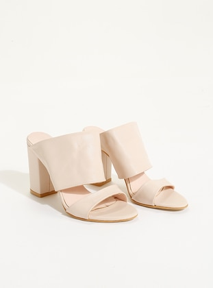 Powder - Sandal - High Heel - Slippers