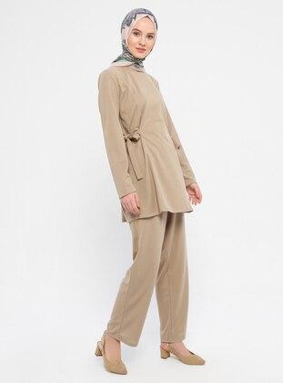 Mink - Unlined - Suit