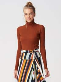 Terra Cotta - Knitwear