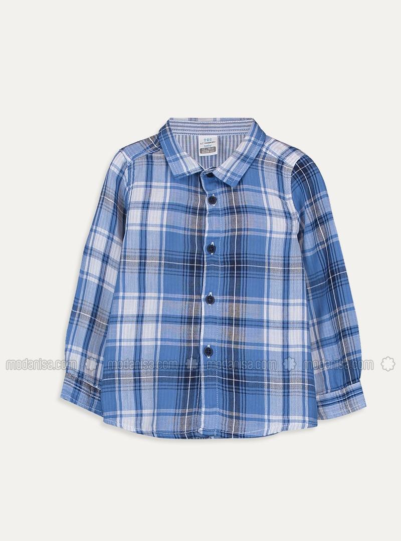 Blue - baby shirts