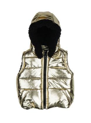 Polyurethane - Unlined - Gold - Baby Vest