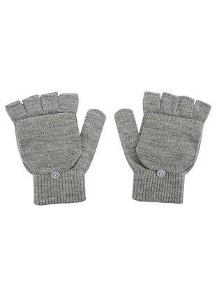 Gray - Glove - DeFacto