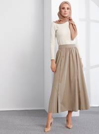 Mink - Unlined - Skirt