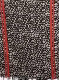 Pink - Leopard - Shawl Wrap