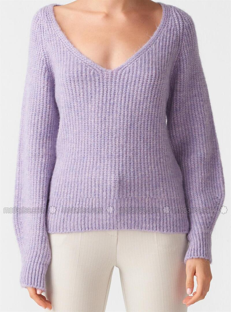 Lilac - Knitwear