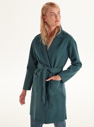 Turquoise - Coat