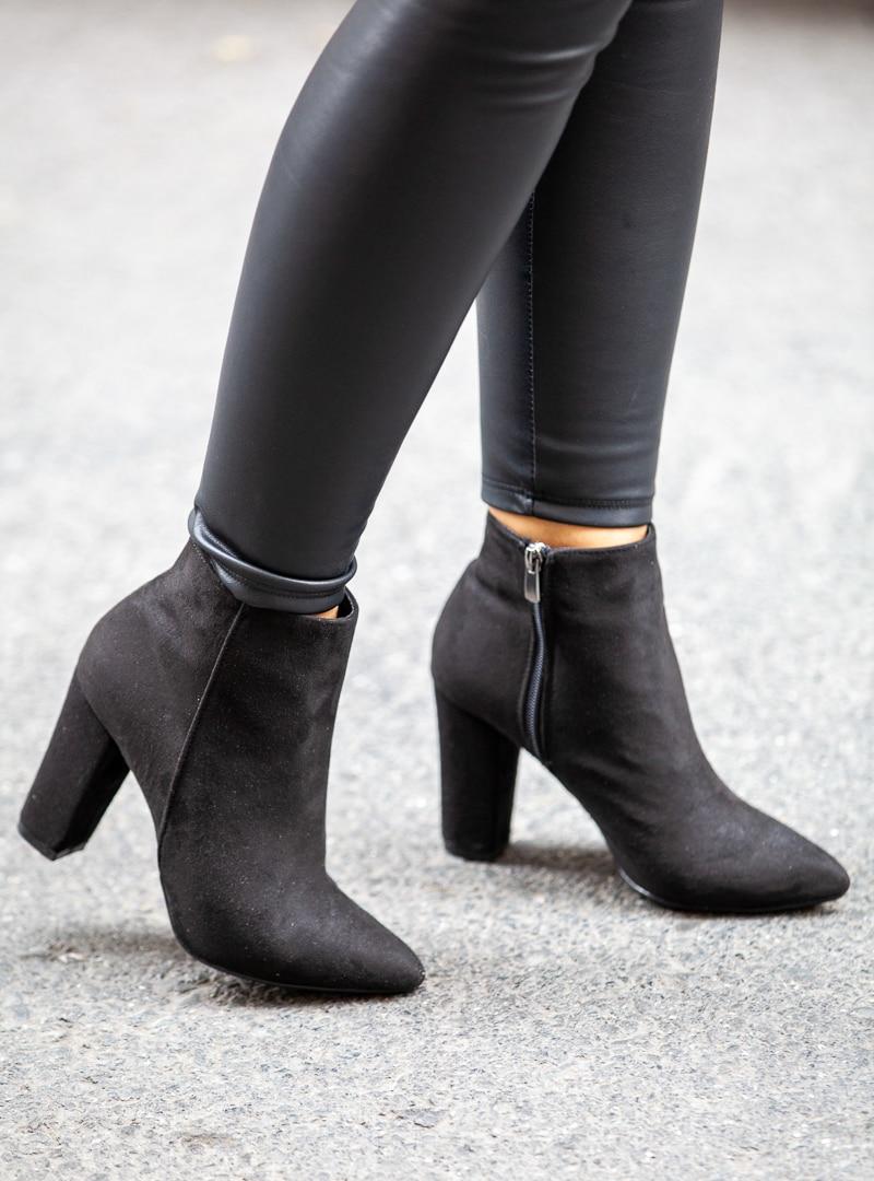 Tesettür Bot Ayakkabı Havuzu Siyah Kadın 40