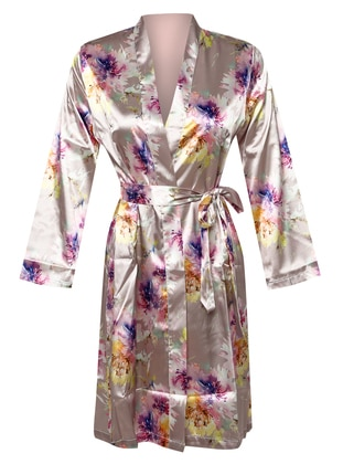 Mink Morning Robes Shop Women S Morning Robes Modanisa