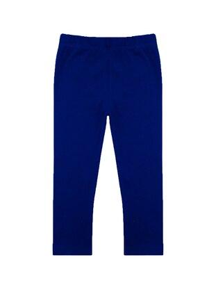 - Navy Blue - Girls` Pants