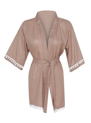 Mink -  - Morning Robe