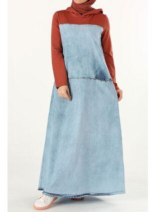 Multi - Plus Size Dresses